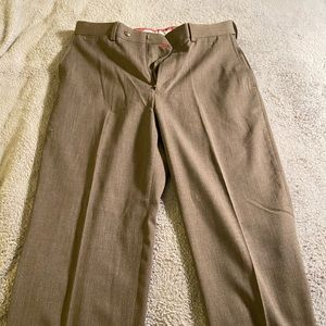 Louis Raphael Rosso Flat Front Dress Pants 30 x 30